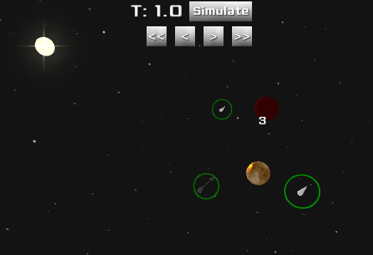 Concealed Intent prototype screenshot